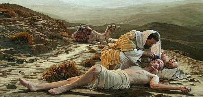 Lukas 10 25 37